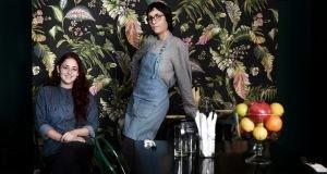 Chef Irene Schreiber y Pastri Chef Irena Paula Delponte.