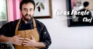 Lucas Fuente, chef chocolatier de Volverás a mi, Boutique de chocolate.