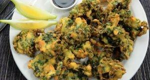 Buñuelos de algas