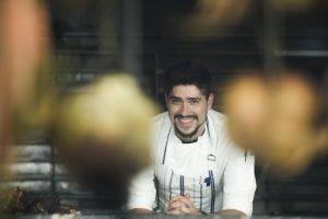 Ricardo Motta, chef de restaurante Garzón, de Bodega Garzón.